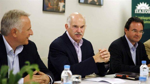 Το Μεσοπρόθεσμο στο Πολιτικό Συμβούλιο του ΠαΣοΚ