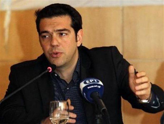 Αλέξης Τσίπρας: «Η έξοδος από το ευρώ, νέα αδιέξοδα στους λαούς»