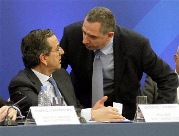 Επικρίνει τη συμφωνία Γαλλίας-Γερμανίας η Ν.Δ.