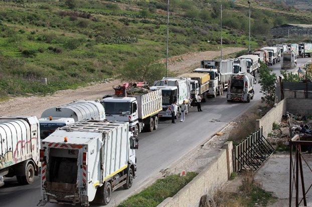 Αρχίζουν κινητοποιήσεις οι εργαζόμενοι στους ΧΥΤΑ