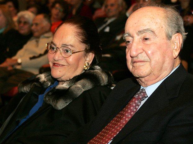 Σε νοσοκομείο εισήχθη η Μαρίκα Μητσοτάκη