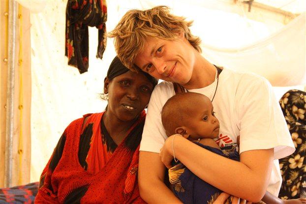 Ελληνες γιατροί δίνουν ελπίδα στην πολύπαθη Σομαλία