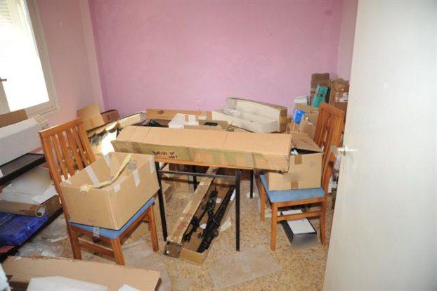 Λαθρεμπόριο όπλων στην Αφρική πίσω από το οπλοστάσιο της Λούτσας