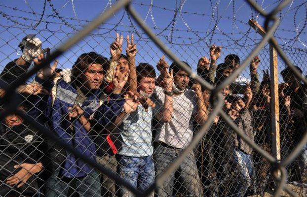 Τουρκικές εταιρείες μετέχουν στην κατασκευή του φράκτη του Eβρου