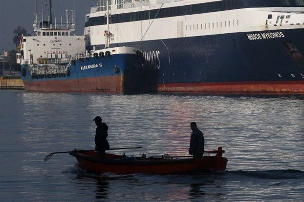 Βράβευση ναυτικών από την Ενωση Ελλήνων Εφοπλιστών