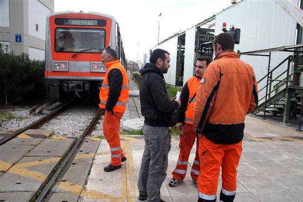 Εργαζόμενοι Μετρό: Προσφυγή στο ΣτΕ για την επιστράτευσής τους