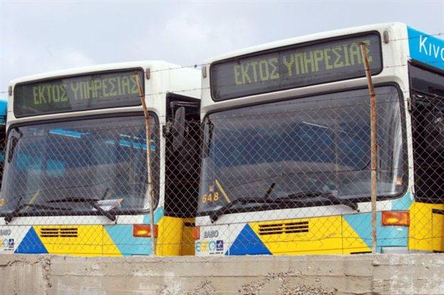 Στα δικαστήρια η ΟΣΥ για την απεργία σε λεωφορεία και τρόλεϊ
