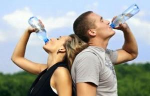 νερό καύσωνας αντιμετώπιση