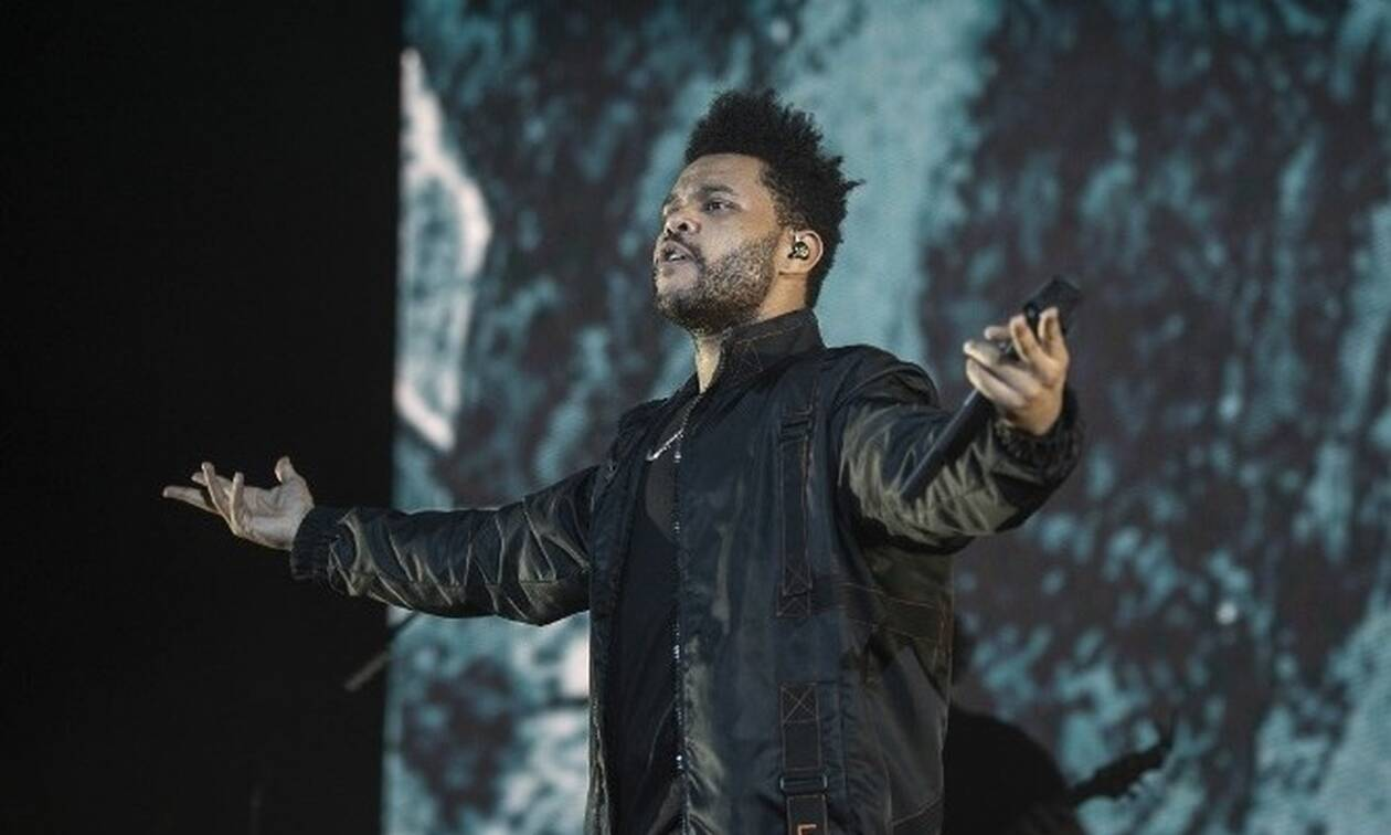 Ο Weeknd έκανε δωρεά 300.000 δολ. στην Global Aid for Lebanon