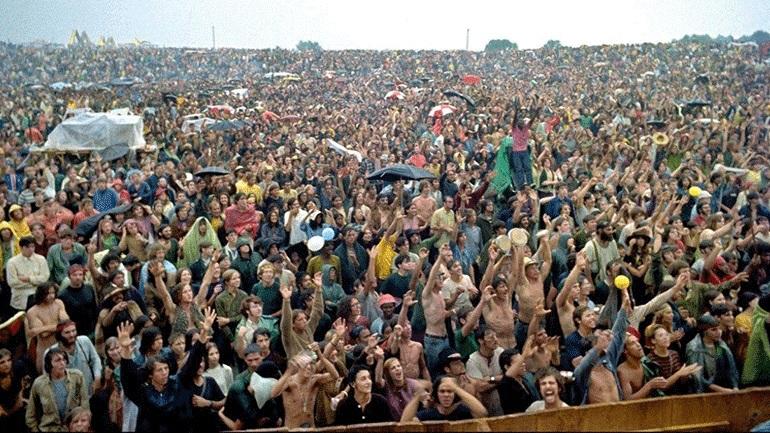 15 Αυγούστου 1969: Αρχίζει το θρυλικό μουσικό φεστιβάλ του Γούντστοκ